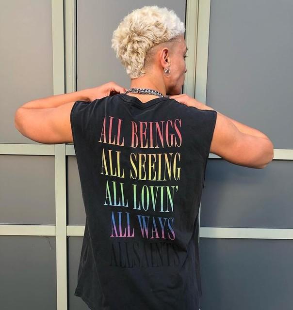 joelmignott - Proud Sleeveless Crew T-Shirt