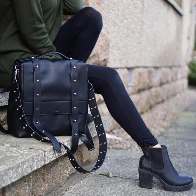 staceysaitken - Sid Leather Backpack