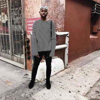 Cornell Hawkins - Marcel Crew Sweater