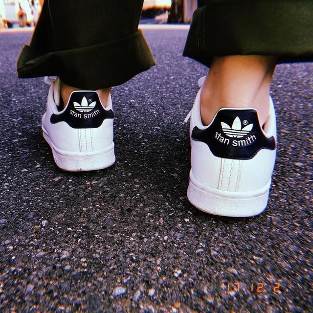 stan smith 好きなんだな♡ #stansmith  #adidas