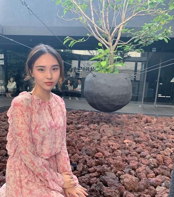 yunji39 - Flora Rosa Playsuit
