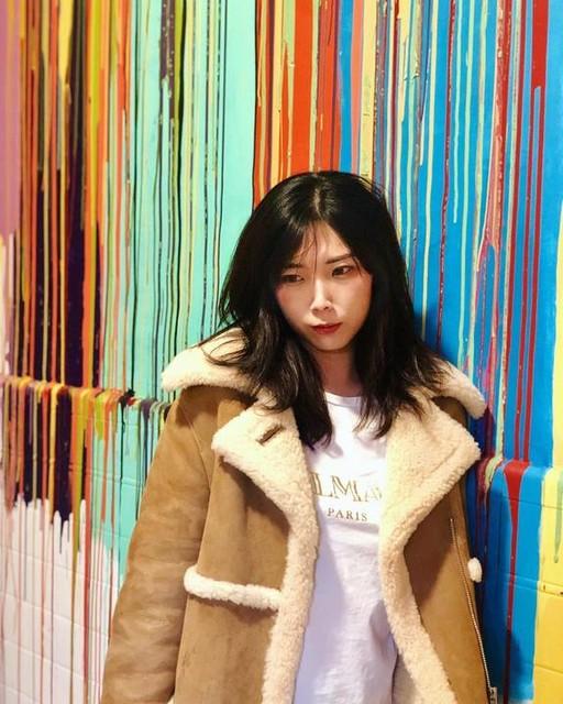 Claire Tang - Peau Lainée Farley