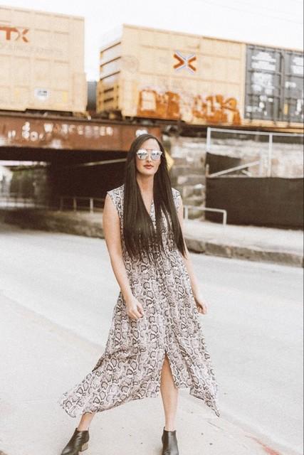 Sarah DiModugno - Tate Misra Dress