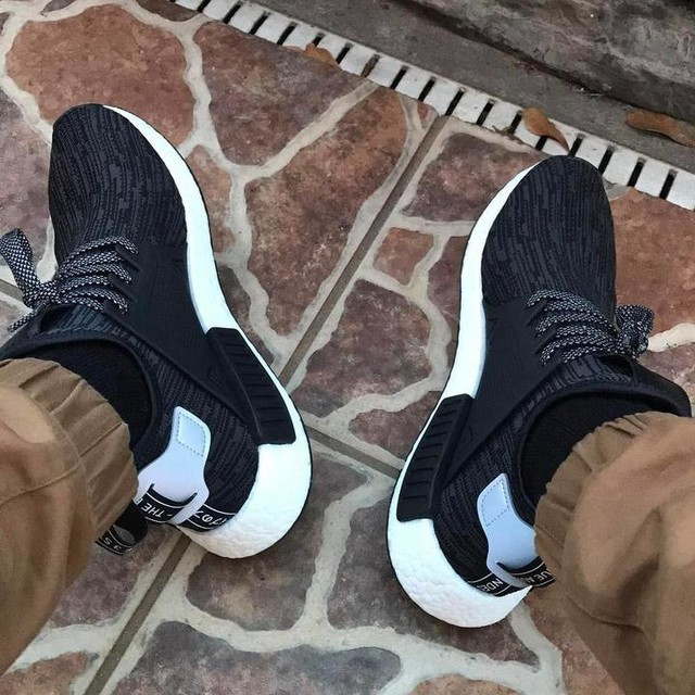 #kotd #adidas #xr1 #primeknit #nmd