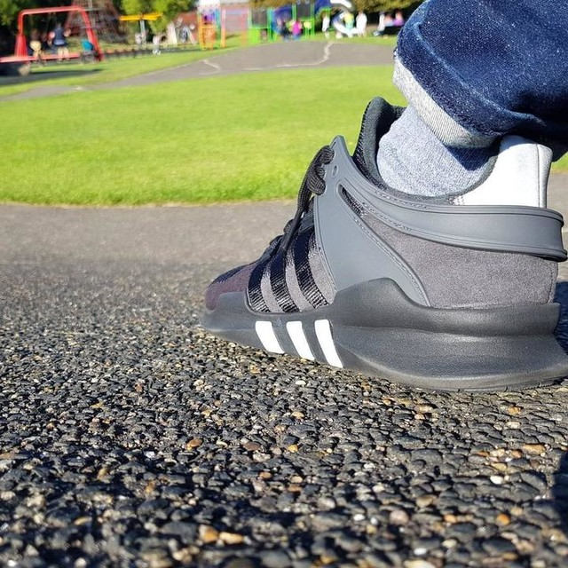 #adidas #eqt #sneaker #sneakerfreak #creps #bokeh #bokehkillers
