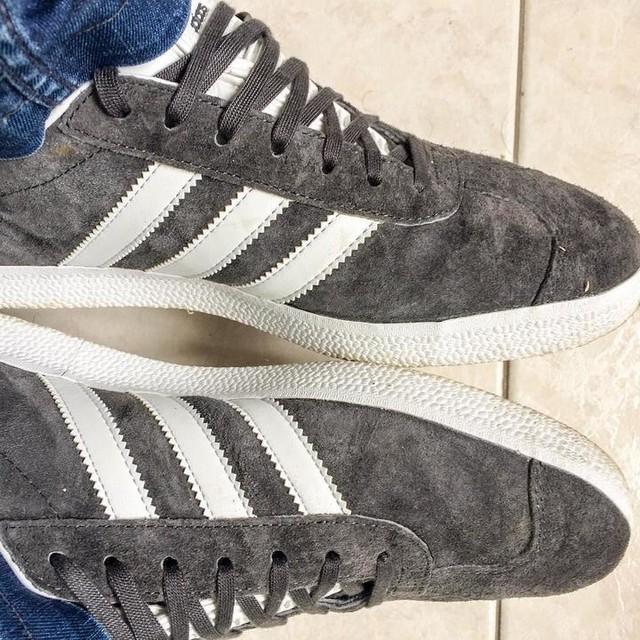 #3stripesstyle #adidas #adidasoriginal #gazelle #shoes