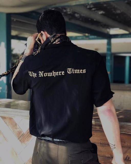 mrtzachas - Oblivion Shirt