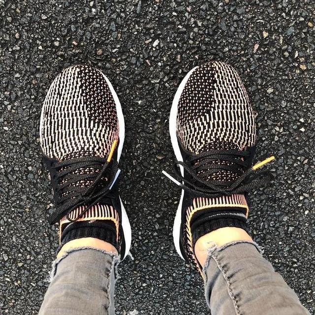 New shoes 😊 @adidas #ultraboost #purecomfort @adidaswomen