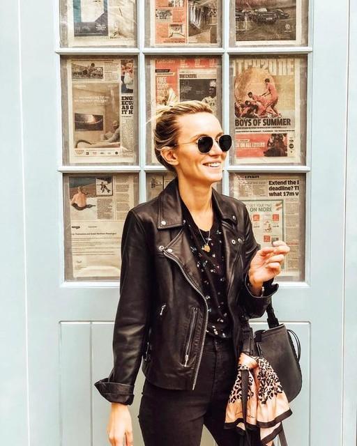 angie_aureliaa - Giacca Billie Biker