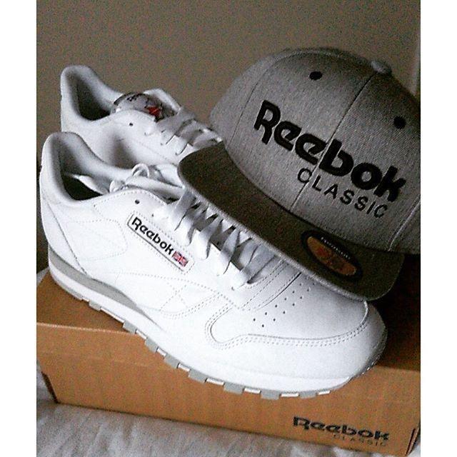 #Reebok #Classics #SnapBack 👟