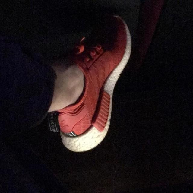My first nmd is also my favorite ❤️❤️❤️😘😘😘 #adidas #adidasoriginals #adidasstyle #nmd #3stripesstyle #YESadidas