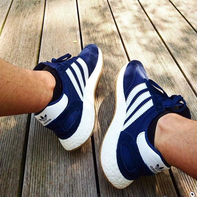 #adidas #iniki #sneakers #blue #germany #sunny #holidays #happy #finally #mine #feets