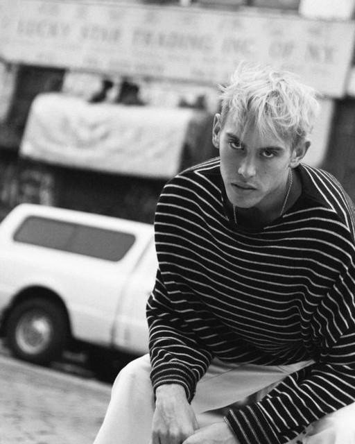 randy.mccowan - Larik Crew Sweater