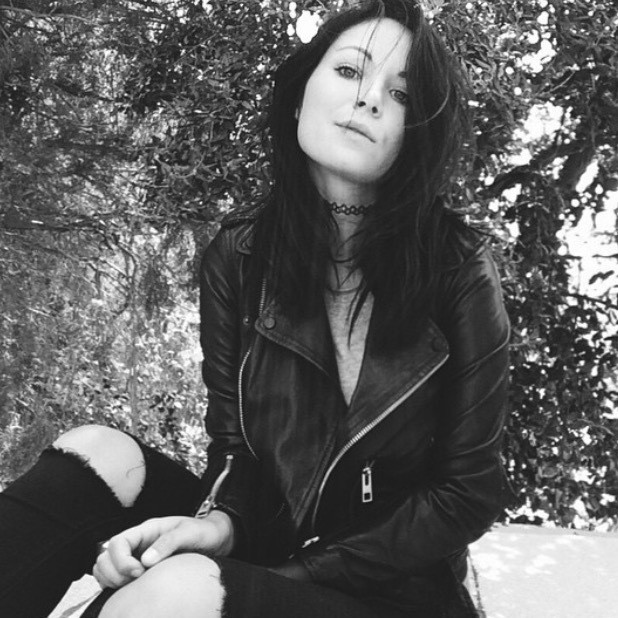 Rachael Phillips - Giacca Biker Balfern - In pelle di agnello