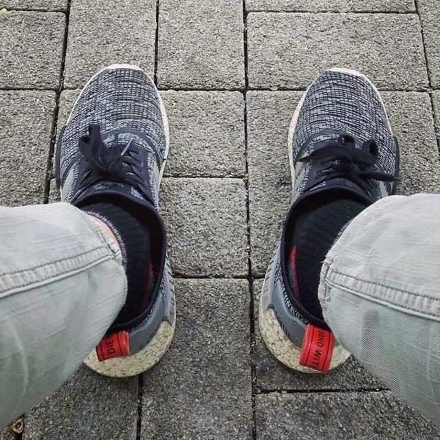 #bild #Foto #fotografie #aufnahme #tiefenschärfe #140 #nmd #adidas #boden