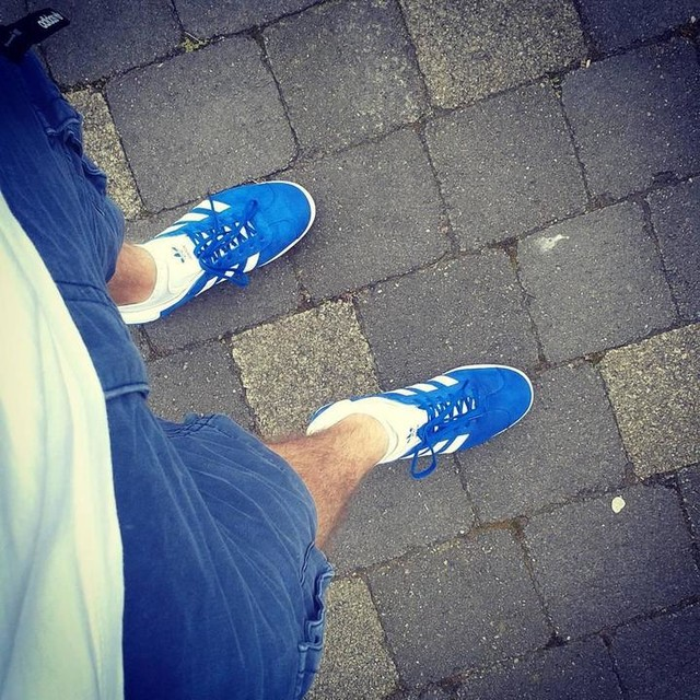 Keep it casual! #keep  #it #casual #casualstyle #shoes #adidas #trainers #football #amf #gazelle #ireland #poland #polskichlopak #fanatic
