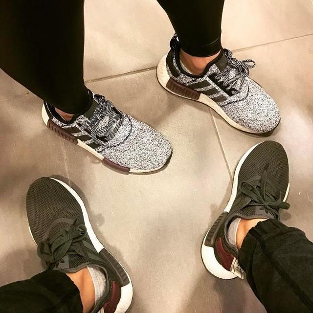 #nmd #adidas #matchingshoes @reikooo_w #atwork #adidasfans
