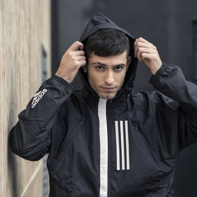 💪 Από το στίβο στο δρόμο και δε φοβάμαι τίποτα με το W.N.D. jacket adidas #adidasgr #adidasWND #createdwithadidas