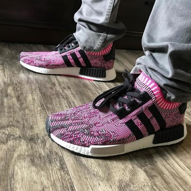 #adidas #adidasnmd #nmd #nmdrunnerprimeknit #pink #wdywt #sneakers #sneakeraday #sneakerhead #sneakernews #sneakercollection #sneakerfreaker #snkrfrkr #sneaker