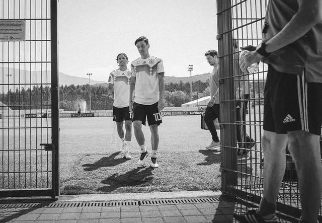 Training with my boy @leroysane19 #M1Ö #BestNeverRest #HereToCreate @dfb_team