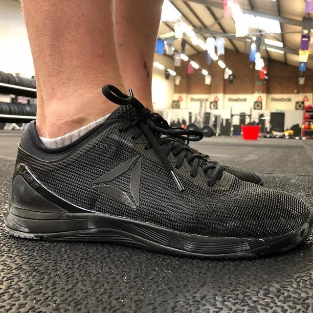 I'm ready to go to the dark place. I'm ready for the open.  I'm also hoping @gazzage doesn't see me coming in these dark place Nanos. #sccfstrong #bemorehuman