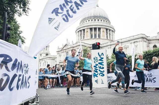 Yesterday was magic ✨ #runfortheoceans #parley #adidas #adidasrunners #london 📸 @dhamshere