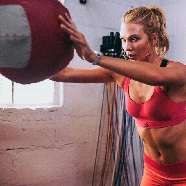 #NeverDone training my mind/body/soul. Bring it on Monday 👊🏋🏼♀️ @adidas