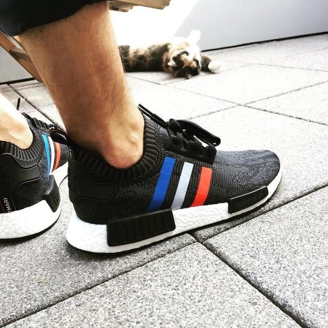 👌😍 #adidas #adidasoriginals #nmd #adidasnmdr1  #nmdpk #nmdtricolor #limitededition #sneakerhead