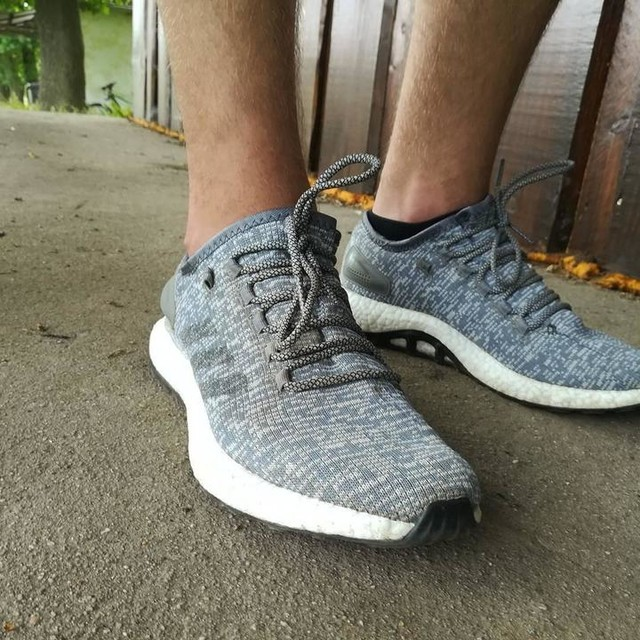 The pure boost 2017 on feet 🔥 #adidas #3stripes #3stripesstyle #boost #boostsole #pureboost