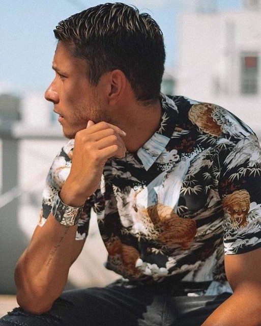 mame0712mame - Sumatra Shirt
