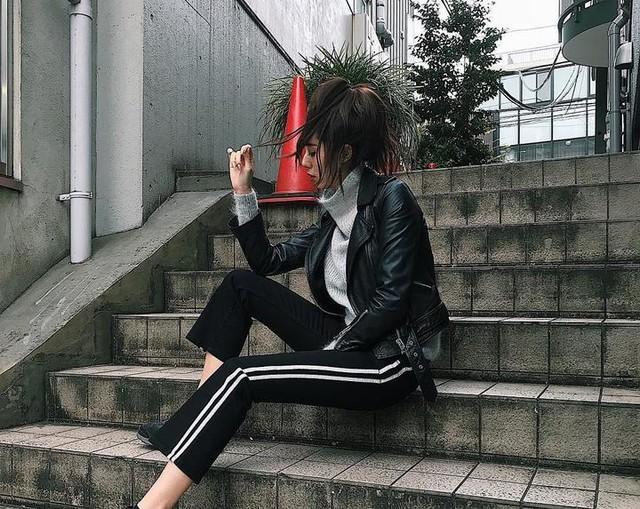 - Jeans Heidi Stripe
